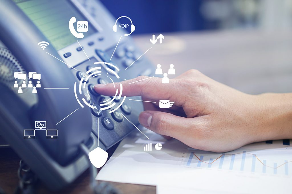 multi-line business phone system